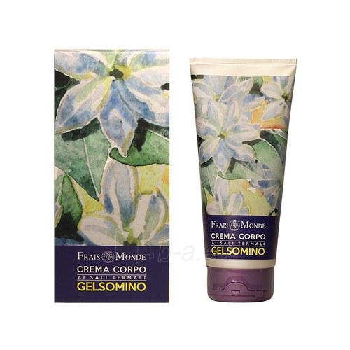 Frais Monde Body Cream Thermal Salts Jasmine Cosmetic 200ml Paveikslėlis 1 iš 1 2508022100046
