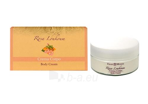 Frais Monde Body Cream Turkish Delight Cosmetic 200ml Paveikslėlis 1 iš 1 2508022100048