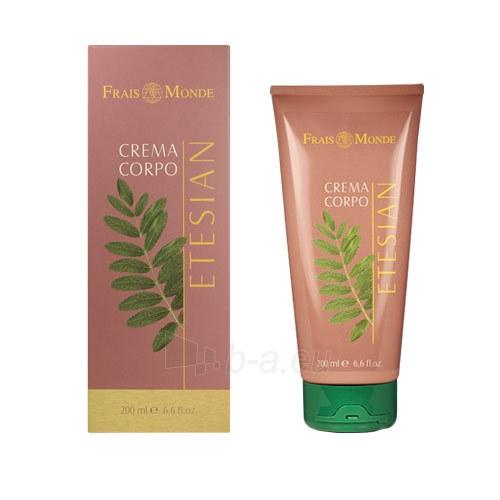Frais Monde Etesian Body Cream Cosmetic 200ml Paveikslėlis 1 iš 1 310820003461