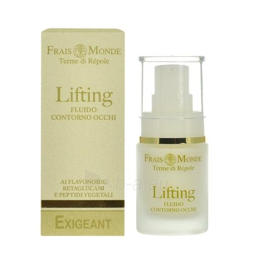 Frais Monde Exigeant Lifting Eye Contour Fluid Cosmetic 15ml Paveikslėlis 1 iš 1 250840800575