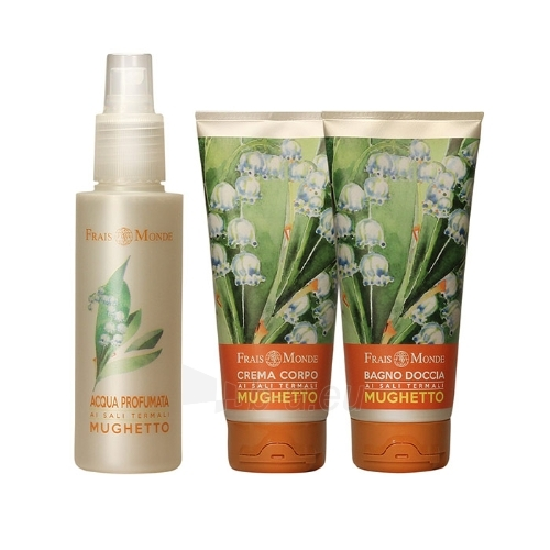 Frais Monde Lily Of The Valley Body Gift Cosmetic 525ml Paveikslėlis 1 iš 1 250850201463