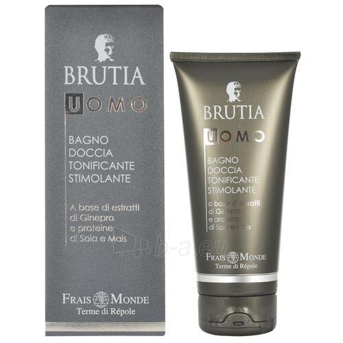 Frais Monde Men Brutia Toning Showe Gel Cosmetic 200ml Paveikslėlis 1 iš 1 2508950000962