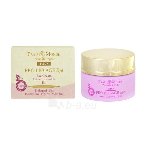 Frais Monde Pro Bio-Age Eye Cream Cosmetic 30ml Paveikslėlis 1 iš 1 250840800572