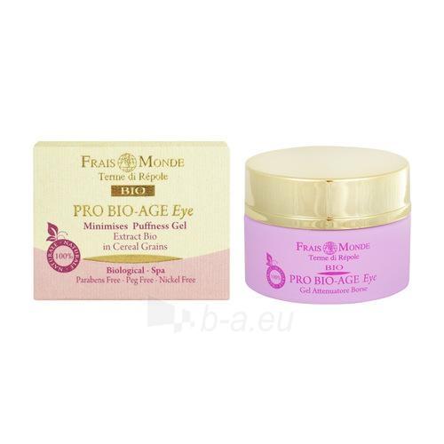 Frais Monde Pro Bio-Age Minimises Puffness Eye Gel Cosmetic 30ml Paveikslėlis 1 iš 1 250840800574