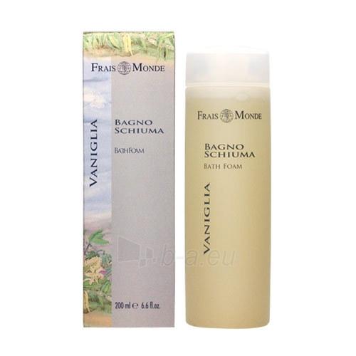Frais Monde Vanilla Bath Foam Cosmetic 200ml Paveikslėlis 1 iš 1 250897000101