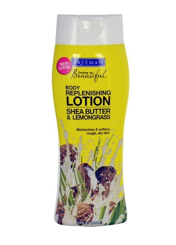 Freeman Regenerating Body Milk Shea butter-Lemongrass Cosmetic 400ml Paveikslėlis 1 iš 1 250850200009
