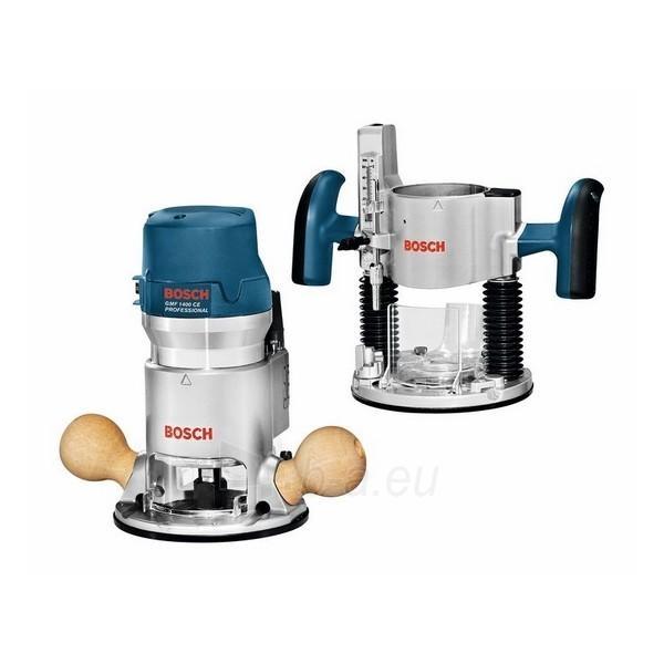 Frezeris Bosch GMF 1400 CE Paveikslėlis 1 iš 1 300437000016