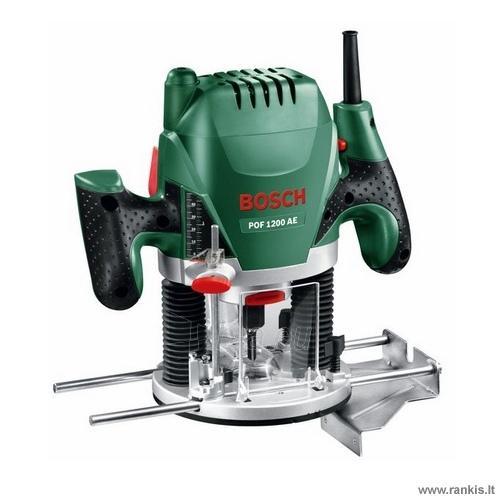 Frezeris Bosch POF 1200 AE Paveikslėlis 1 iš 3 310820049859