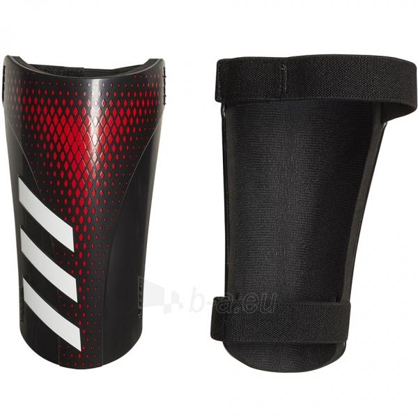 Futbolo Apsaugos adidas Predator 20 SG TRN Juoda-Raudona FL1390 Paveikslėlis 1 iš 4 310820221738