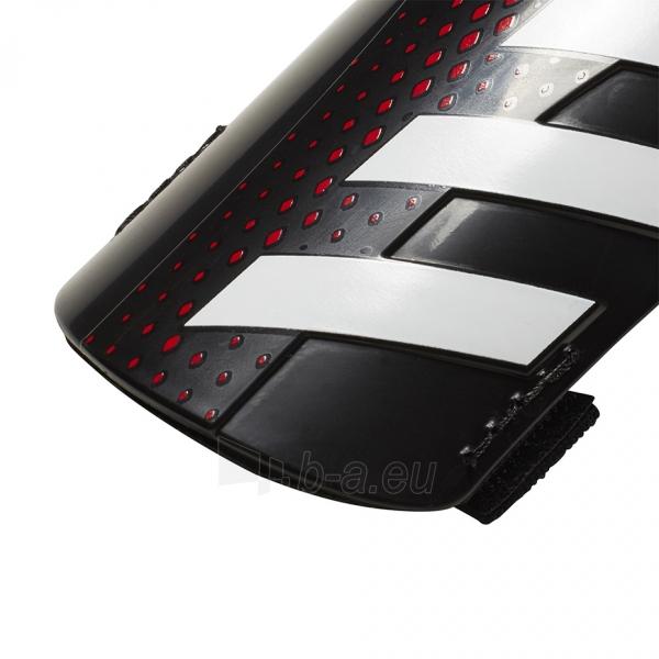 Futbolo Apsaugos adidas Predator 20 SG TRN Juoda-Raudona FL1390 Paveikslėlis 4 iš 4 310820221738