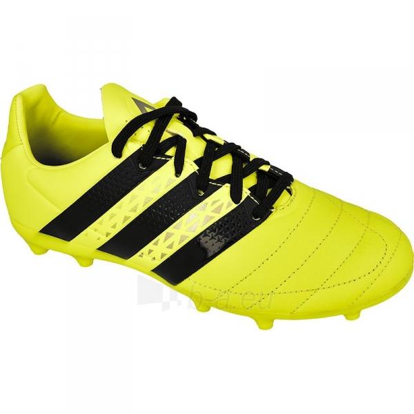 hot sale online 804a4 9ea82 Futbolo bateliai adidas ACE 16.3 FG AG M Leather Paveikslėlis 1 iš 3  310820058765