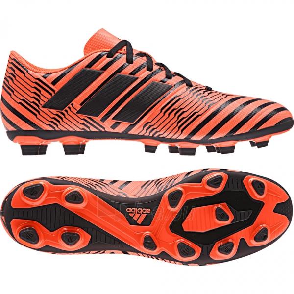 Futbolo bateliai adidas Nemeziz 17.4 FxG S80610 Paveikslėlis 1 iš 1 310820141530