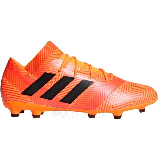 Futbolo bateliai adidas Nemeziz 18.2 FG DA9580 Paveikslėlis 1 iš 6 310820141521