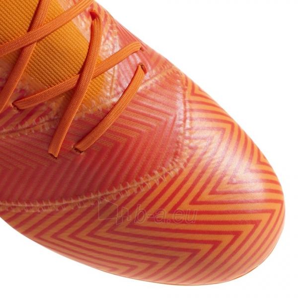Futbolo bateliai adidas Nemeziz 18.2 FG DA9580 Paveikslėlis 3 iš 6 310820141521