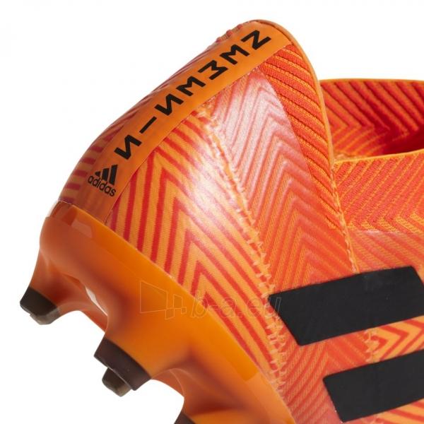 Futbolo bateliai adidas Nemeziz 18.2 FG DA9580 Paveikslėlis 4 iš 6 310820141521