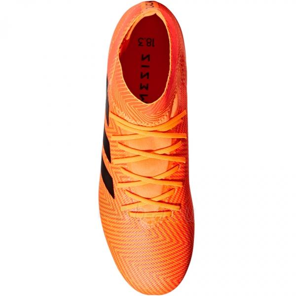 Futbolo bateliai adidas Nemeziz 18.3 FG DA9590 Paveikslėlis 2 iš 5 310820141532
