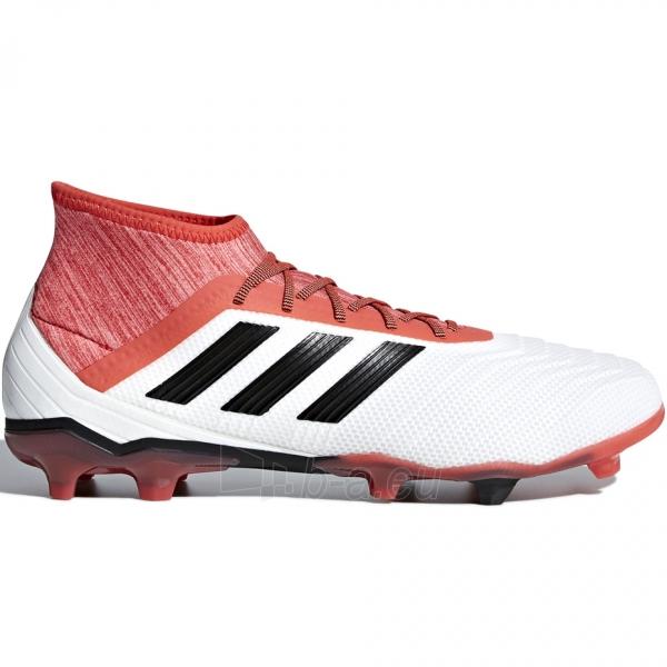 Futbolo bateliai adidas Predator 18.2 FG CM7666 Paveikslėlis 1 iš 1 310820141516