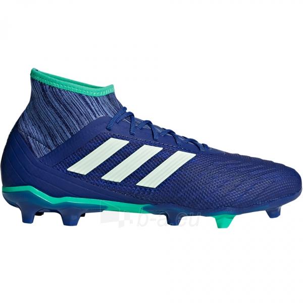 Futbolo bateliai adidas Predator 18.2 FG CP9293 Paveikslėlis 1 iš 6 310820141522
