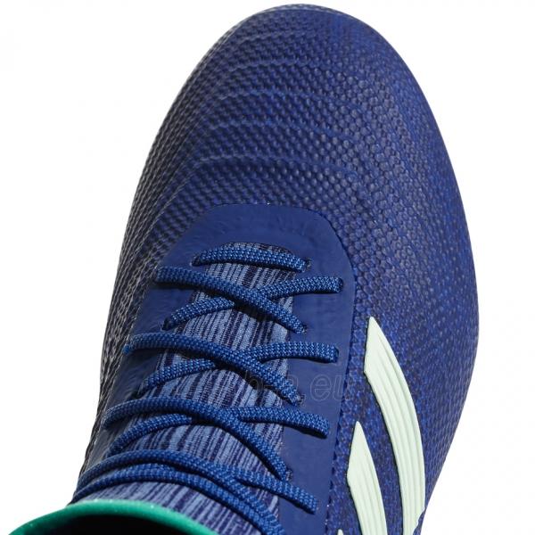 Futbolo bateliai adidas Predator 18.2 FG CP9293 Paveikslėlis 4 iš 6 310820141522