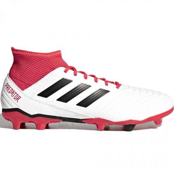 Futbolo bateliai adidas Predator 18.3 FG CM7667 Paveikslėlis 1 iš 1 310820141472