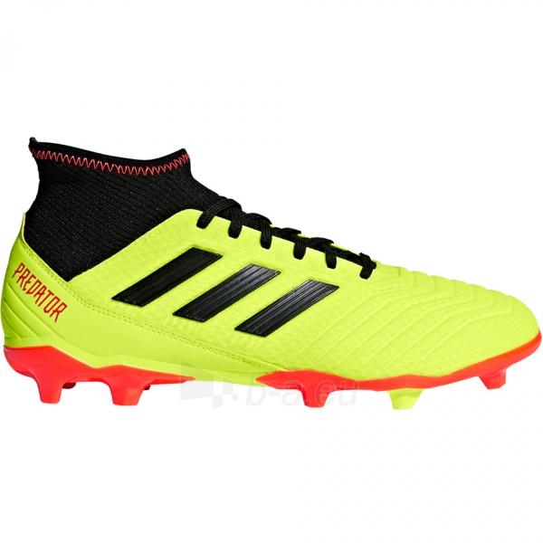 Futbolo bateliai adidas Predator 18.3 FG DB2003 Paveikslėlis 1 iš 6 310820141505