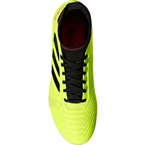 Futbolo bateliai adidas Predator 18.3 FG DB2003 Paveikslėlis 3 iš 6 310820141505