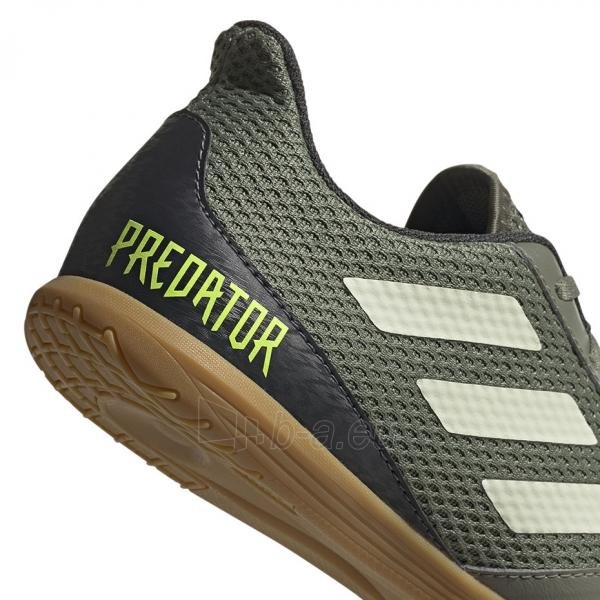 Futbolo bateliai adidas Predator 19.4 IN EF8216 Paveikslėlis 5 iš 7 310820218547