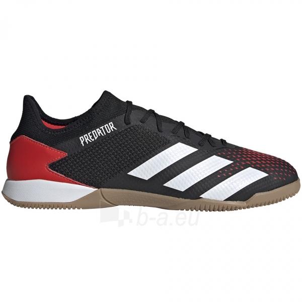 Futbolo bateliai adidas Predator 20.3 IN EF1993 Paveikslėlis 1 iš 7 310820218568