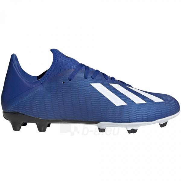 Futbolo bateliai adidas X 19.3 FG EG7130 Paveikslėlis 1 iš 7 310820218572