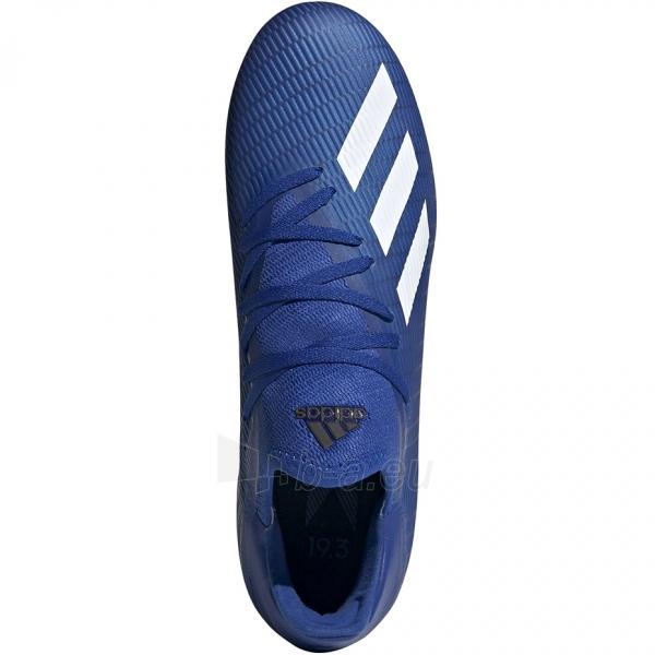 Futbolo bateliai adidas X 19.3 FG EG7130 Paveikslėlis 2 iš 7 310820218572