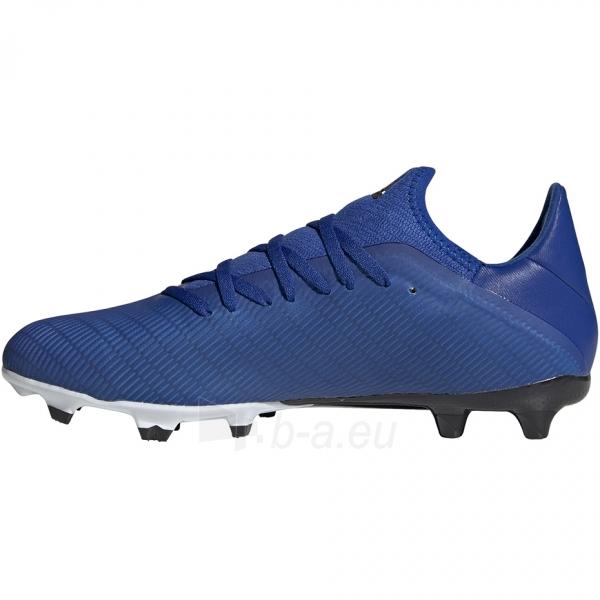 Futbolo bateliai adidas X 19.3 FG EG7130 Paveikslėlis 4 iš 7 310820218572