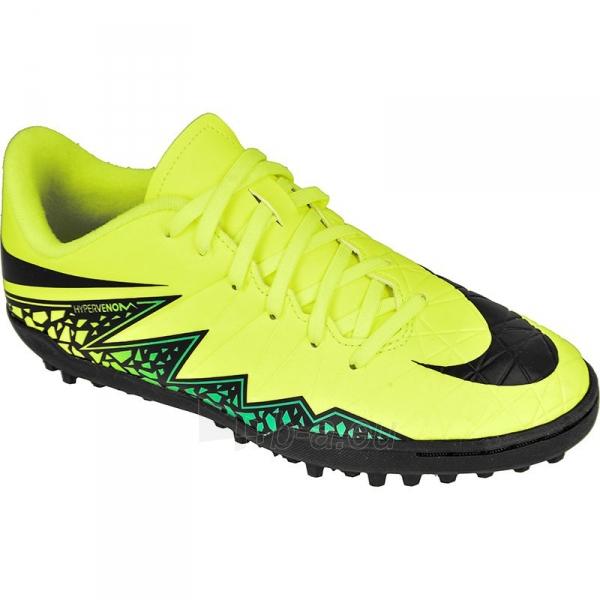 Futbolo bateliai Nike Hypervenom Phade II TF Jr Paveikslėlis 1 iš 3 310820042167