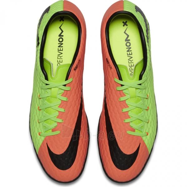 Futbolo bateliai NIKE HYPERVENOM X Phelon III TF 852562 308 Paveikslėlis 2 iš 4 310820139093