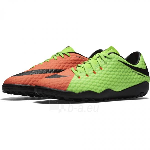 Futbolo bateliai NIKE HYPERVENOM X Phelon III TF 852562 308 Paveikslėlis 3 iš 4 310820139093