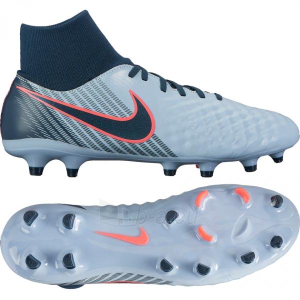 Futbolo bateliai NIKE MAGISTA ONDA II DF FG 917787 400 Paveikslėlis 1 iš 2 310820141269