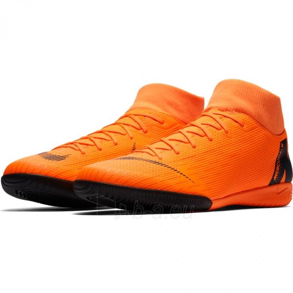Futbolo bateliai Nike Mercurial Superfly X 6 Academy IC AH7369 810 Paveikslėlis 3 iš 5 310820177360