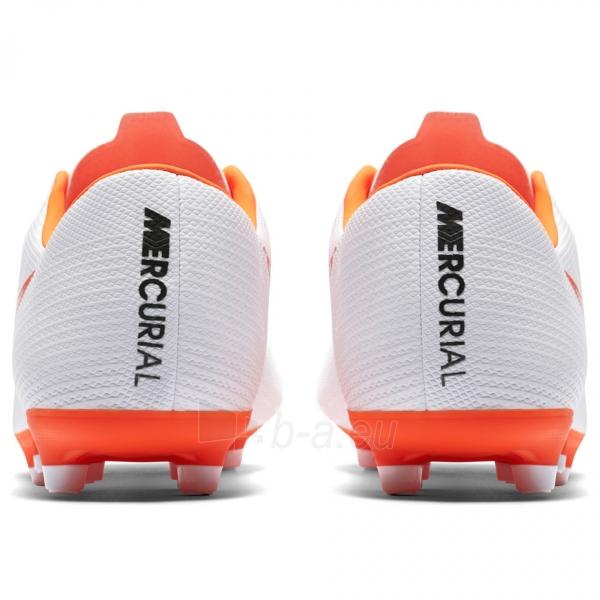 Futbolo bateliai NIKE Mercurial Vapor 12 Academy MG AH7375 107 Paveikslėlis 5 iš 7 310820141549