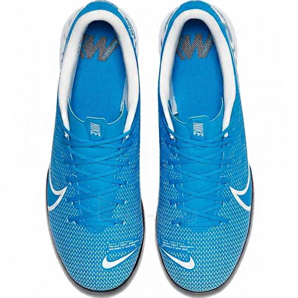 Futbolo bateliai Nike Mercurial Vapor 13 Academy IC AT7993 414 Paveikslėlis 2 iš 5 310820218551