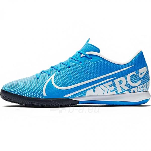 Futbolo bateliai Nike Mercurial Vapor 13 Academy IC AT7993 414 Paveikslėlis 3 iš 5 310820218551