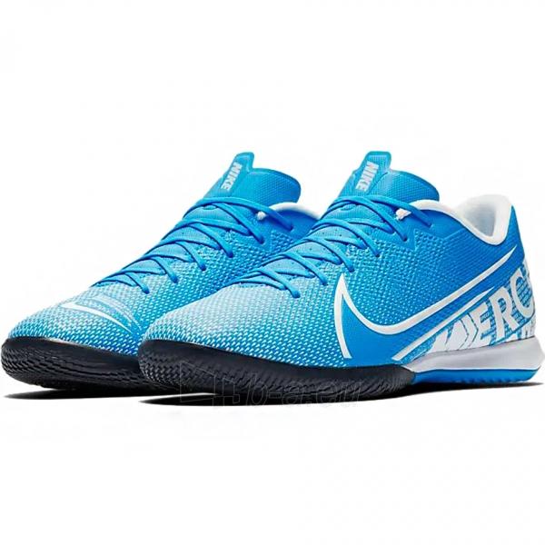 Futbolo bateliai Nike Mercurial Vapor 13 Academy IC AT7993 414 Paveikslėlis 4 iš 5 310820218551