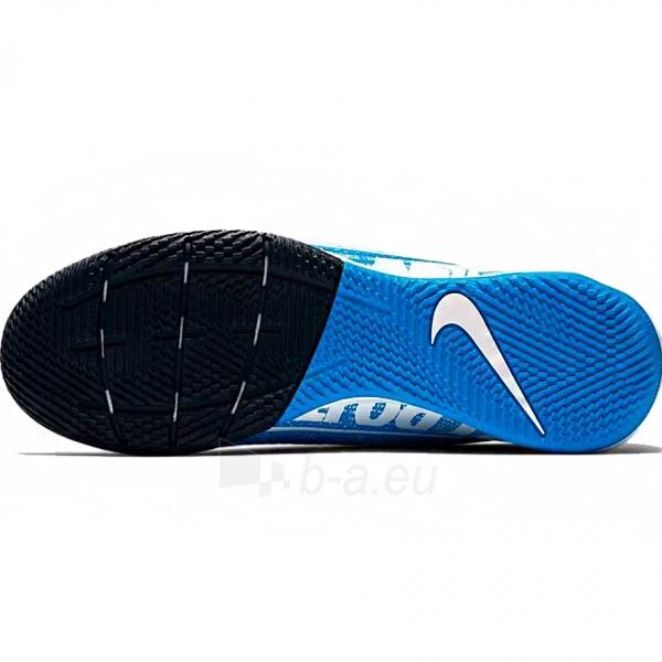 Futbolo bateliai Nike Mercurial Vapor 13 Academy IC AT7993 414 Paveikslėlis 5 iš 5 310820218551