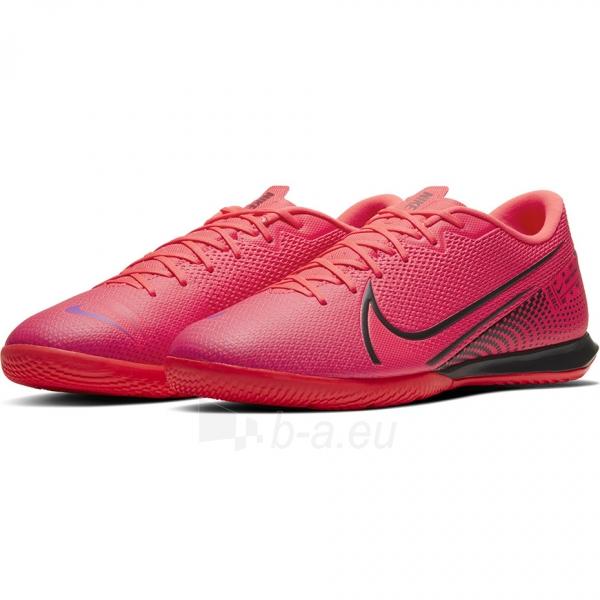 Futbolo bateliai Nike Mercurial Vapor 13 Academy IC AT7993 606 Paveikslėlis 4 iš 8 310820218599