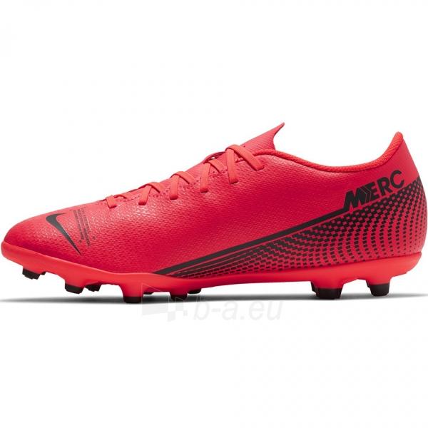 Futbolo bateliai Nike Mercurial Vapor 13 Club FG/MG AT7968 606 Paveikslėlis 3 iš 7 310820218600