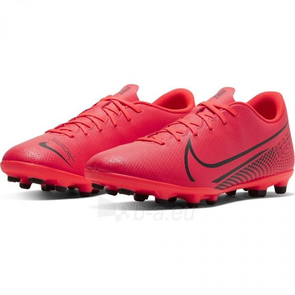 Futbolo bateliai Nike Mercurial Vapor 13 Club FG/MG AT7968 606 Paveikslėlis 4 iš 7 310820218600