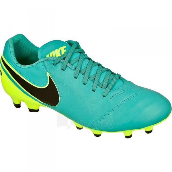 Futbolo bateliai Nike Tiempo Genio II FG M Paveikslėlis 1 iš 3 310820042176