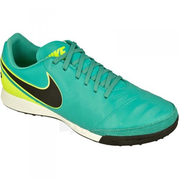 Futbolo bateliai Nike Tiempo Genio II Leather TF M Paveikslėlis 1 iš 3 310820042130