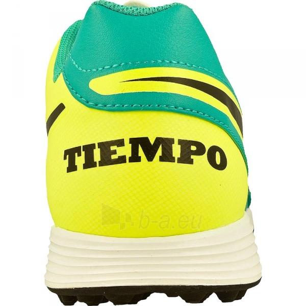 Futbolo bateliai Nike Tiempo Genio II Leather TF M Paveikslėlis 2 iš 3 310820042130