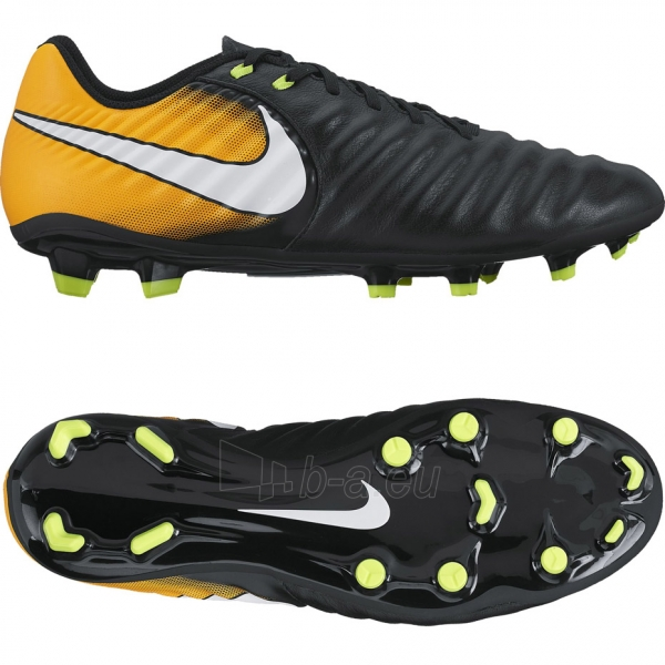 Futbolo bateliai NIKE Tiempo Ligera IV FG 897744 008 Paveikslėlis 1 iš 2 310820141240