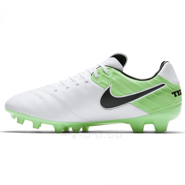 Futbolo bateliai NIKE Tiempo Mystic V FG 819236 103 Paveikslėlis 3 iš 4 310820141390