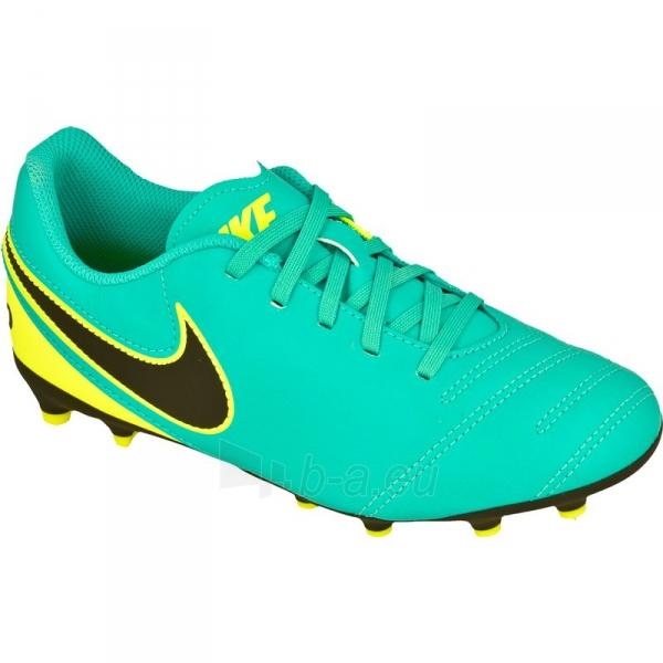 Futbolo bateliai Nike Tiempo Rio III FG Jr 819195-307 Paveikslėlis 1 iš 3 310820042132
